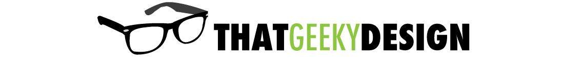Thatgeekydesign logo